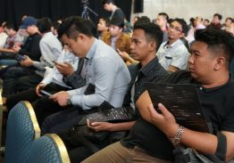 Block Community in Indocomtech's Event